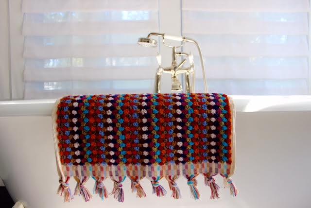 Utopia multi hand towel